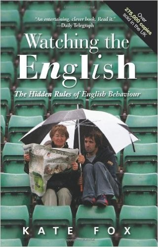 Watching The English, Kate Fox